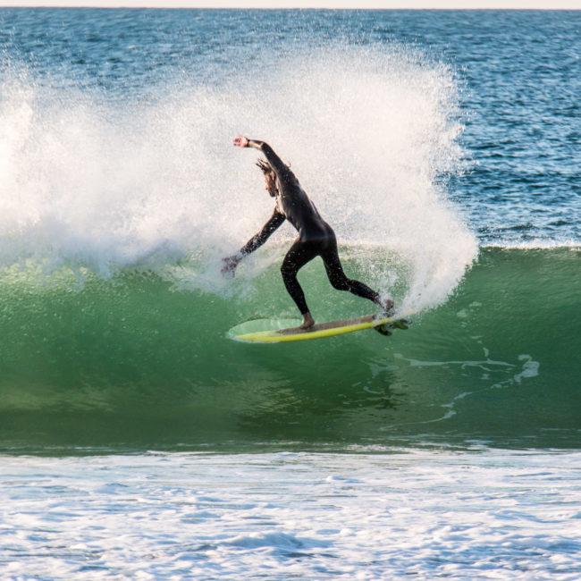 Cutback Jonagold Appletree surfboard
