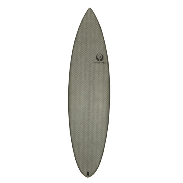 Appleflap front big wave kiteboard