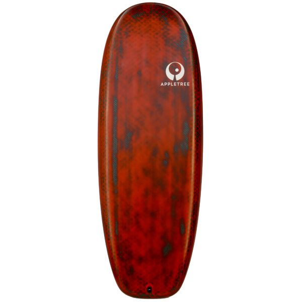 Appletree's beginner surf foil board