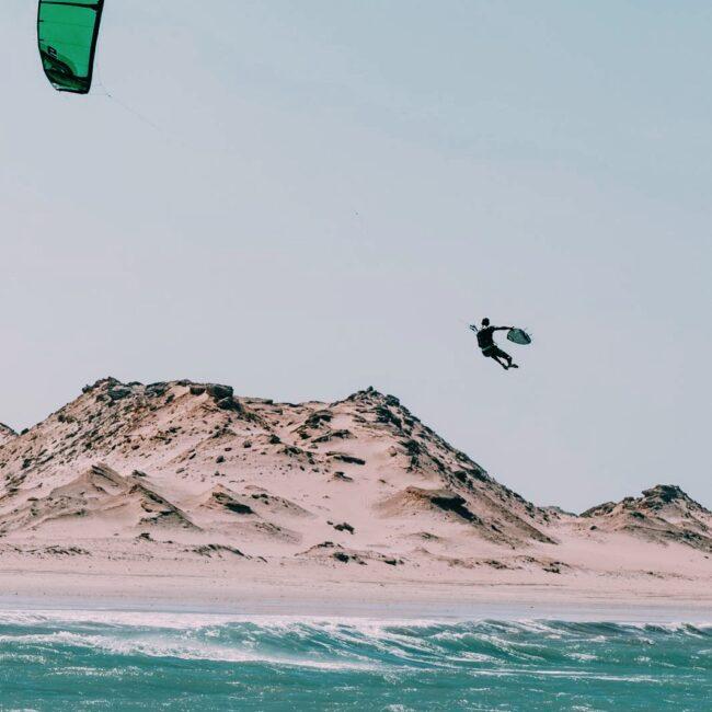 freestyle kitesurf