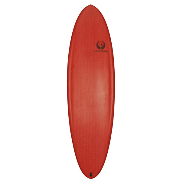 Appleflap Noseless wave kiteboard for high control in big waves