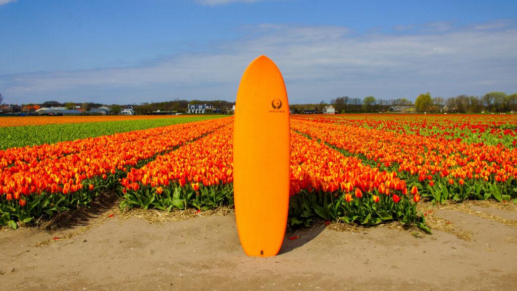 C.O.P. easy to ride, predictable kiteboard. A perfect beginner kitesurf board