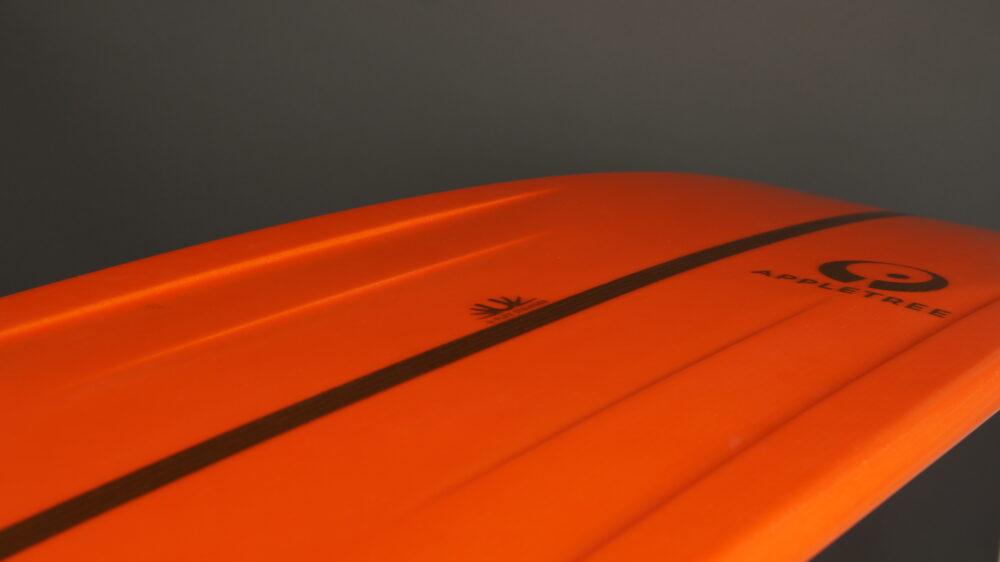 Channels kitesurf board