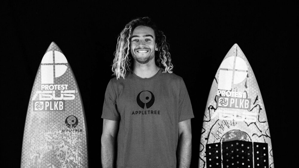 Tech Talk with Roderick Pijls about Appletree Surfboards