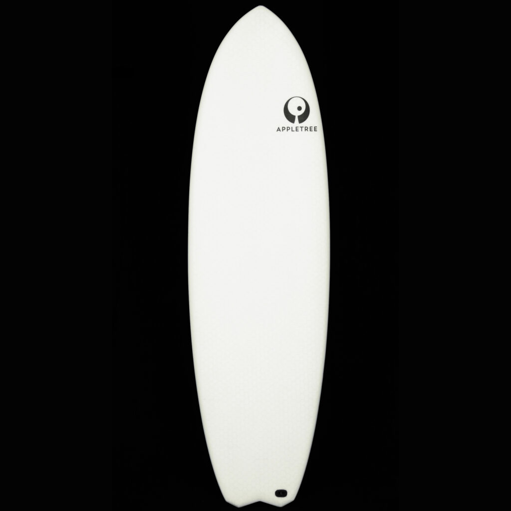 Our allround small wave and freestyle kiteboard