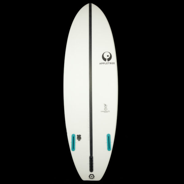 he Klockhouse Noseless is our most allround wave kiteboard