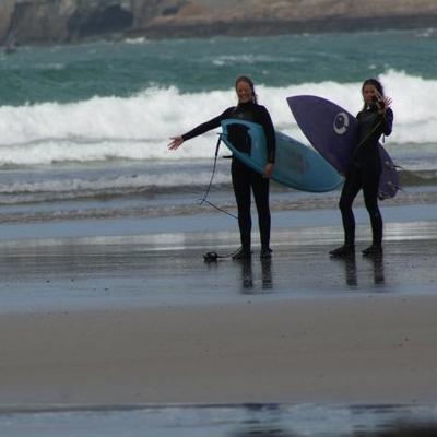 Marijke, Crew Appletree Surfboards