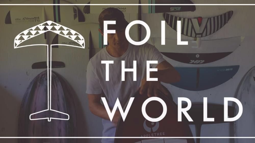 Foil the World reviews the Pro Foil Surf