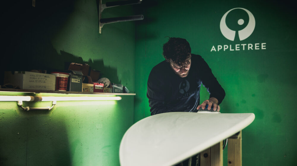 Appletree surf sweater