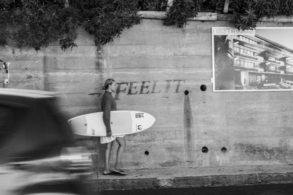 Sensation - short kite surf film
