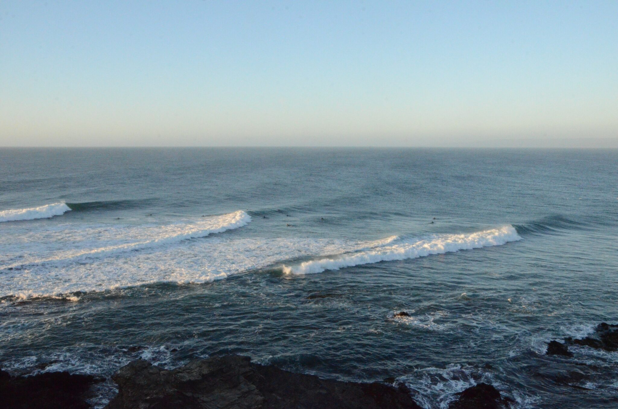 Kite wave destination Chile. Perfect spot for wave kitesurfing.
