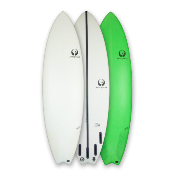 Elstar high performance hybrid surfboard