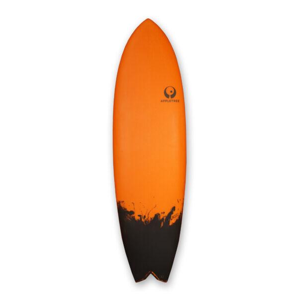 Custom jonagold surfboard